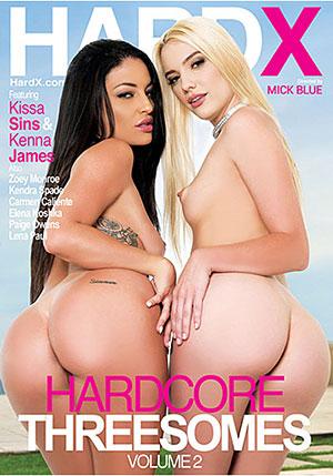 Hardcore Threesomes 2