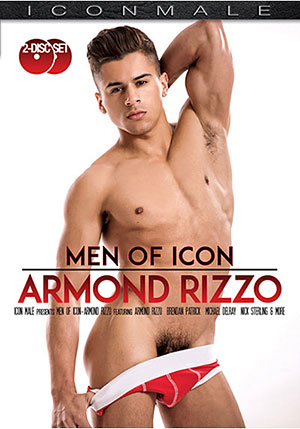 Men of Icon: Armond Rizzo (2 Disc Set)