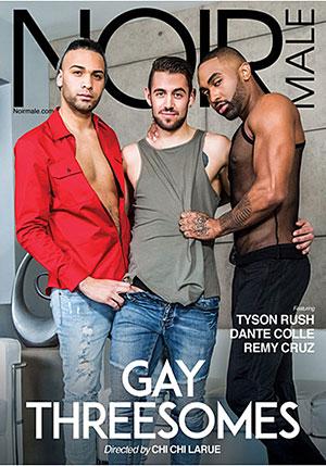 Gay Threesomes