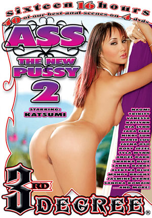 Ass The New Pussy 2 (4 Disc Set)