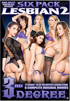 3rd Degree 6 Pack Lesbian 2 (6 Disc Set)