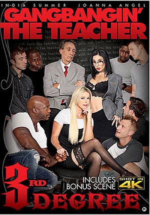 Gangbangin' The Teacher