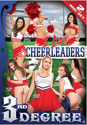 I Love Cheerleaders (2 Disc Set)