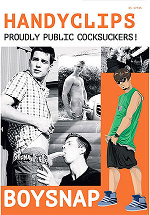 Handy Clips: Proudly Public Cocksuckers