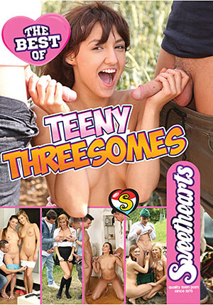 The Best Of Teeny Threesomes
