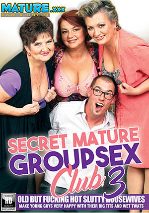 Secret Mature Group Sex Club 3