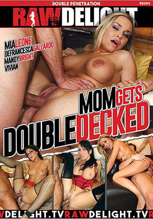 Mom Gets Double Decked