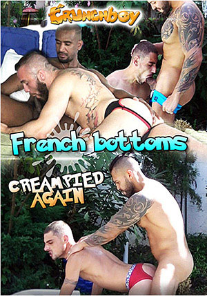 French Bottoms Creampied Again