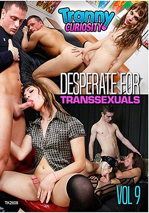 Desperate For Transsexuals 9