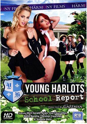 Young Harlots: School Report
