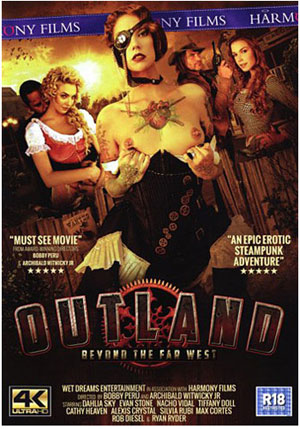 Outland 1: Beyond The Far West