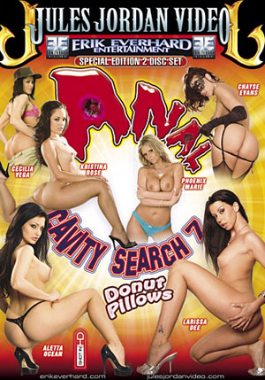 Anal Cavity Search 7 ^stb;2 Disc Set^sta;