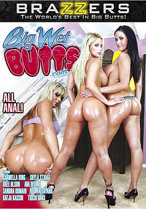 Big Wet Butts 1