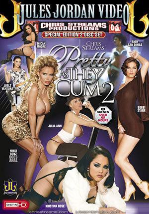Pretty As They Cum 2 (2 Disc Set)