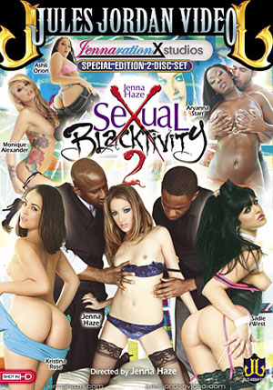 Sexual Blacktivity 2 ^stb;2 Disc Set^sta;