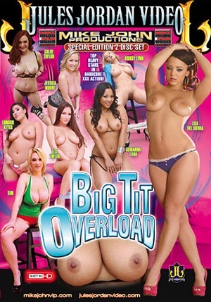 Big Tit Overload (2 Disc Set)