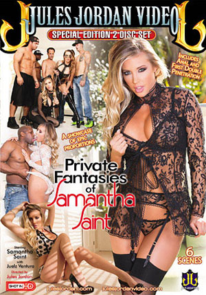 Private Fantasies Of Samantha Saint (2 Disc Set)