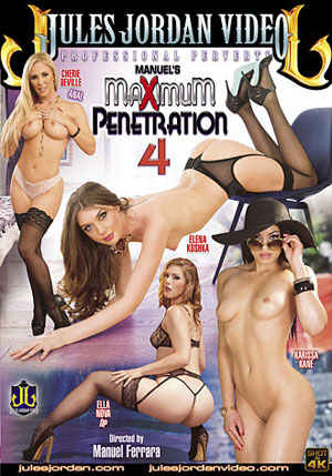 Manuel's Maximum Penetration 4