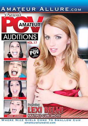Amateur POV Auditions 17