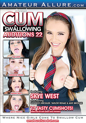 Cum Swallowing Auditions 22