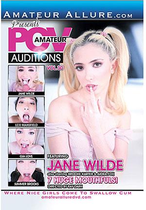Amateur POV Auditions 30