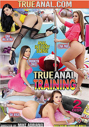 True Anal Training 1 ^stb;2 Disc Set^sta;