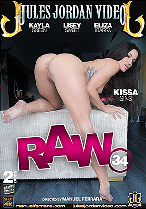 Raw 34 (2 Disc Set)
