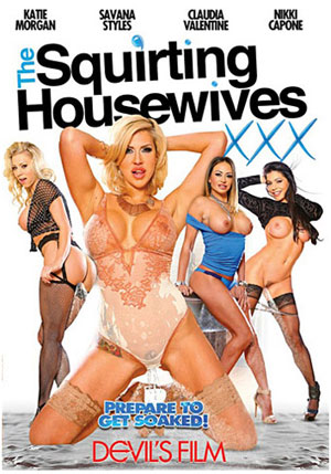 The Squirting Housewives XXX 1