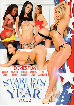 Starlets Of The Year 2