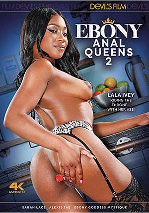 Ebony Anal Queens 2