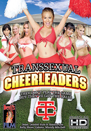Transsexual Cheerleaders 1