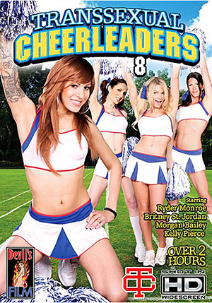 Transsexual Cheerleaders 8