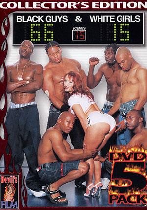 Black Guys & White Girls (5 Disc Set)