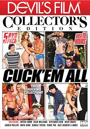 Cuck 'Em Call Collector's Edition (5 Disc Set)