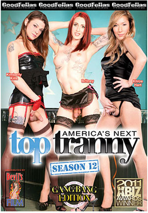 America's Next Top Tranny 12