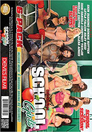 Schoolgirls 6 Pack (6 Disc Set)
