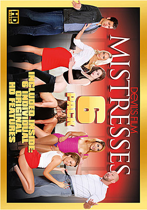 Mistresses 6 Pack (6 Disc Set)