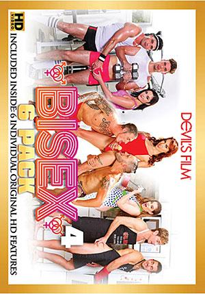 Bisex 4 6 Pack (6 Disc Set)