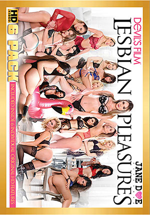 Lesbian Pleasures 6 Pack (6 Disc Set)