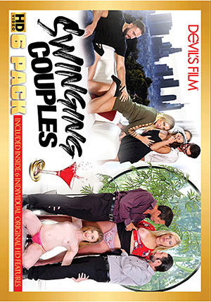 Swinging Couples 6 Pack (6 Disc Set)