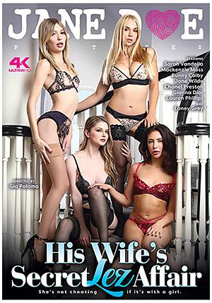 His Wife's Secret Lez Affair