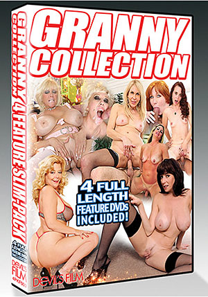 Granny Collection (4 Disc Set)