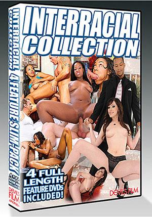 Interracial Collection (4 Disc Set)