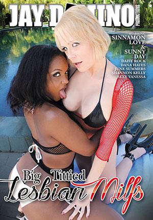 Big Tittied Lesbian MILFs