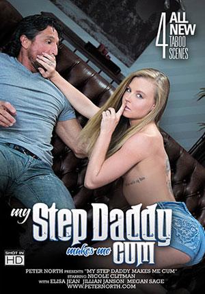 My Step Daddy Makes Me Cum