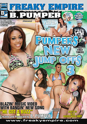 Pumper's New Jump Offs 3 (2 Disc Set)