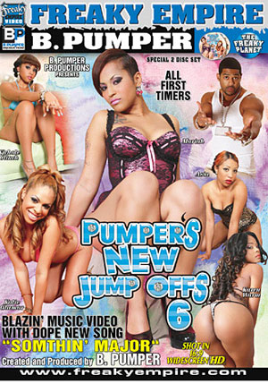 Pumper's New Jump Offs 6 (2 Disc Set)