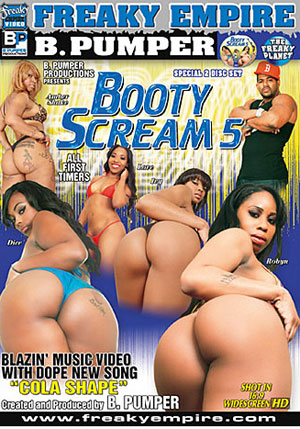 Booty Scream 5 (2 Disc Set)