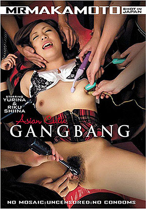 Asian Cutie Gangbang