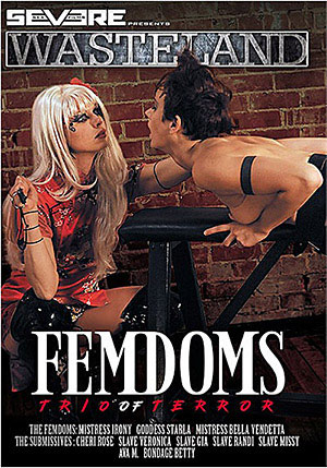 Femdoms: Trio Of Terror